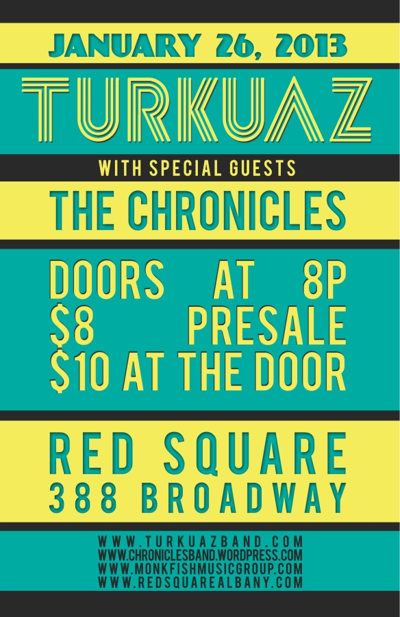 Turkuaz & The Chronicles